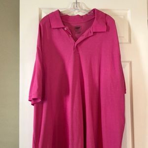 Other - Brand new bright pink polo